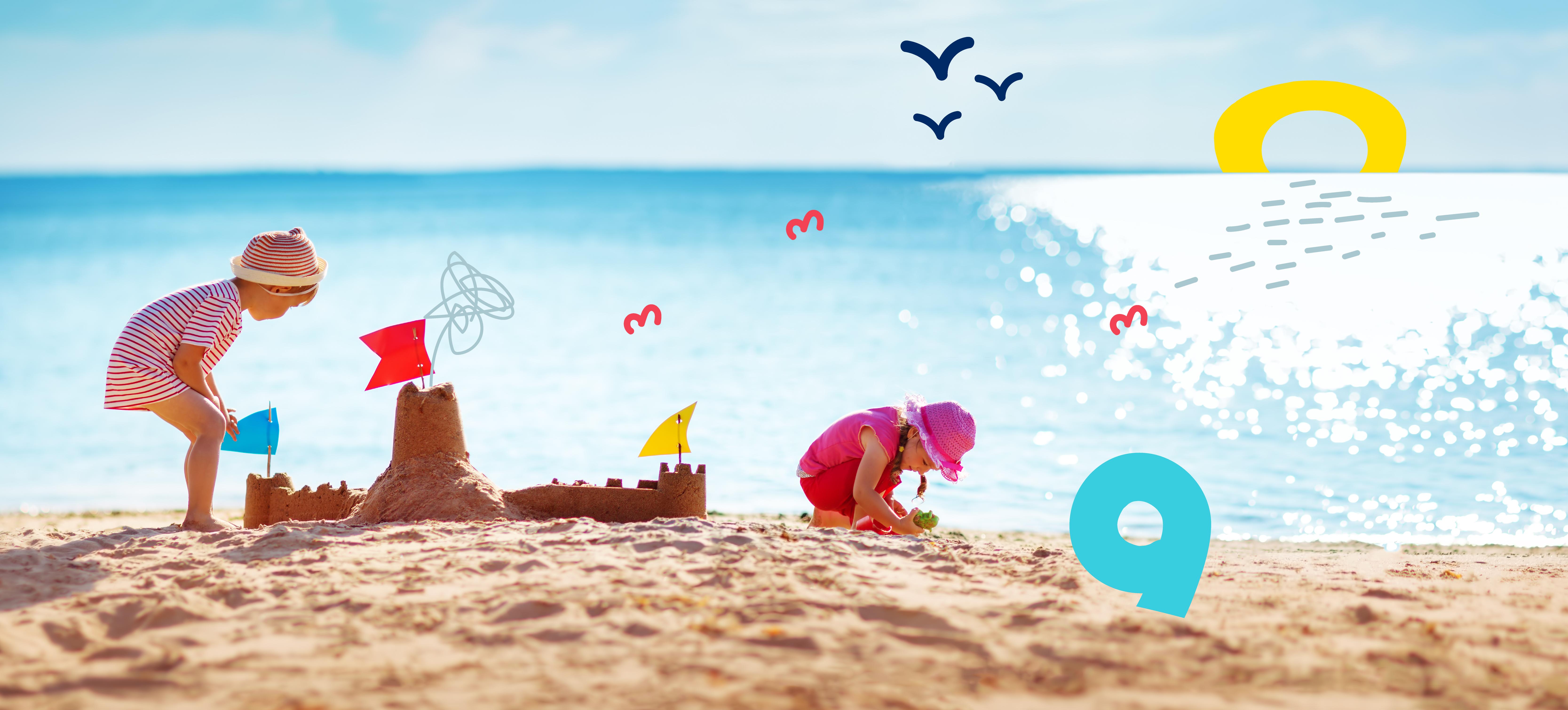 كيف يستغلّ الأطفال فترة الصّيف الاستغلال الأمثل؟
